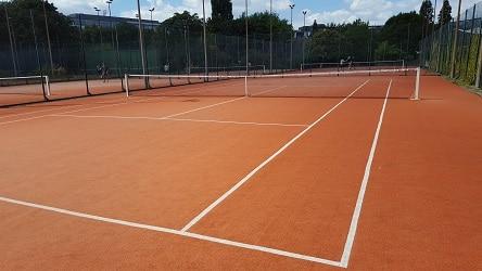 tennis moquette paris