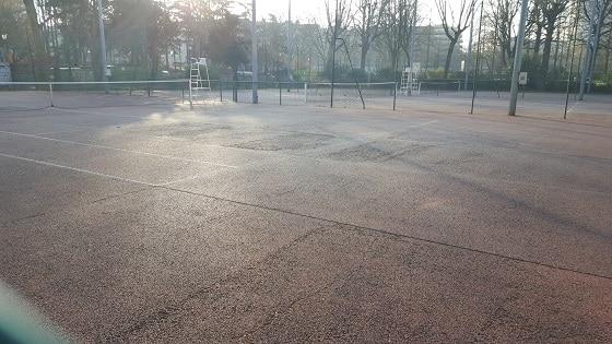tennis aurelle paladines