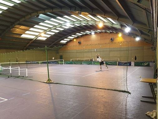 Poitiers club Tennis