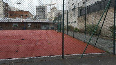 Tennis Paris Centre Ville