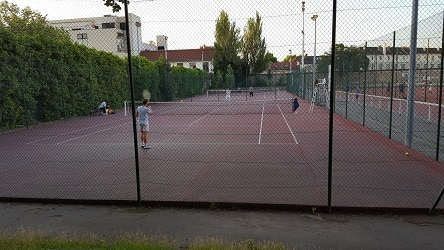 tennis Championnet paris 18