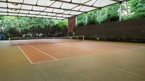 tennis Docteurs Déjerine porte de montreuil