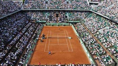 Tournoi de Roland Garros