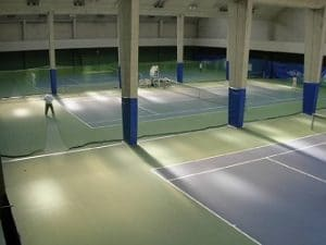 cours de tennis paris