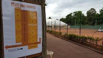Cercle amicale Vincennes tennis
