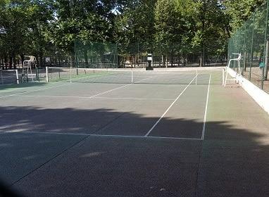 tennis jardin du luxembourg