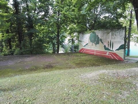 Complexe Sportif du Vert Bois tennis
