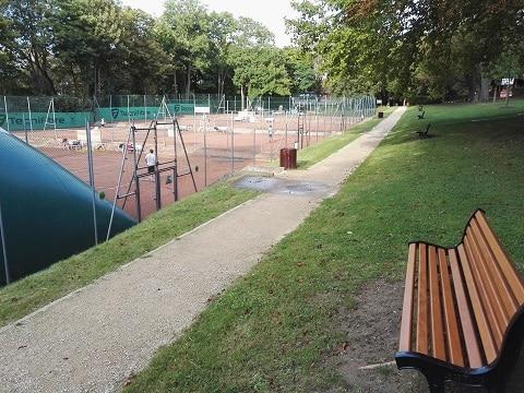 Rueil Athletic club tennis