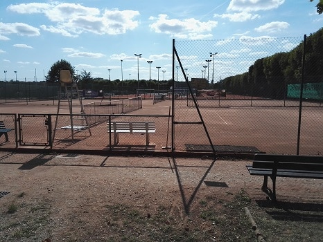 Tennis club St Germain