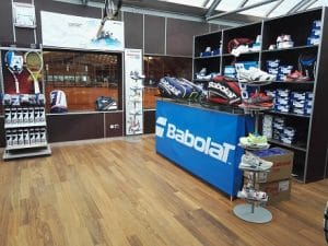magasin tennis