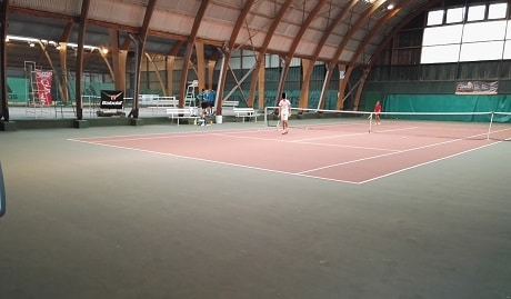 courts greenset SNUC Tennis - Nantes