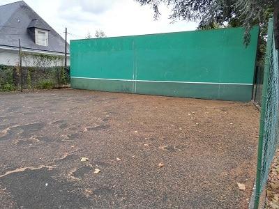 SNUC mur Tennis - Nantes