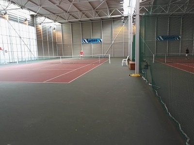 tennis couverts Mangin Beaulieu