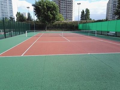 tennis Nantes Mangin Beaulieu