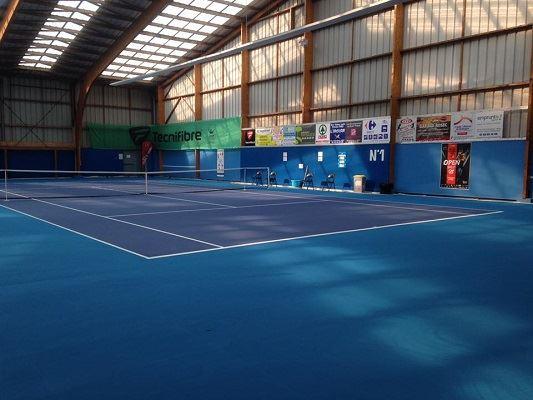 Brest tennis