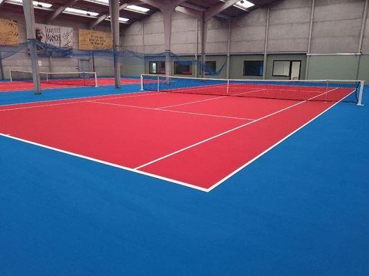 Les clubs de tennis de Calais