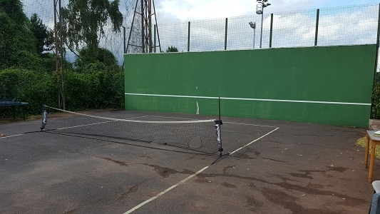 st maurice mur de tennis