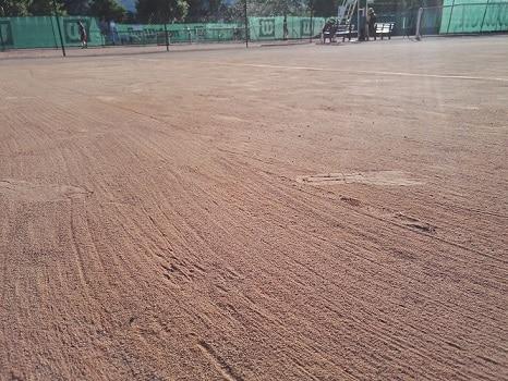 tennis terre battue