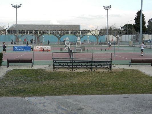Clubs de tennis de Béziers