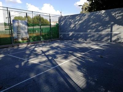 tennis mur boulogne