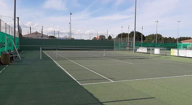 Tennis béziers
