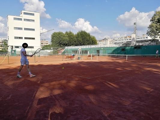 Clubs de tennis de Boulogne Billancourt