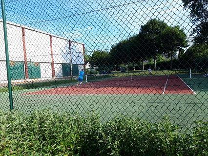 3 principaux clubs de tennis de Caen
