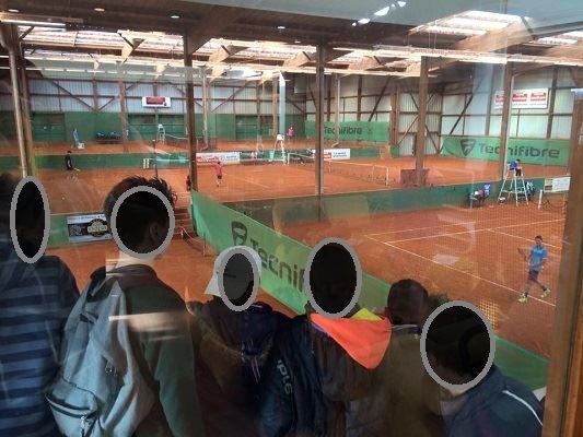 tennis club Caen