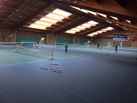 club de tennis lyon