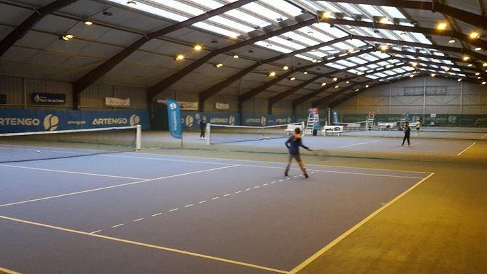 5 principaux Clubs de tennis à Lille