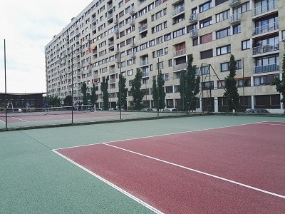 tennis club la fontaine