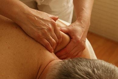 massage suédois tennis