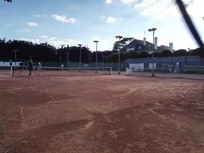 La Varenne tennis
