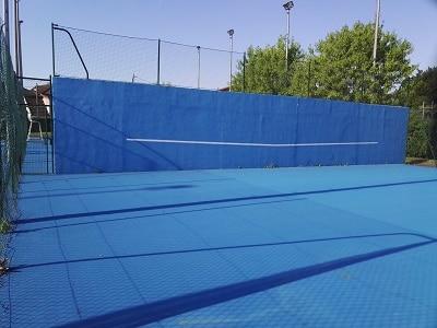 NPS-Tennis-93 mur