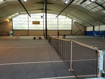 Passing Club Maison Alfort tennis greenset