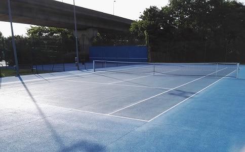 Passing Club tennis