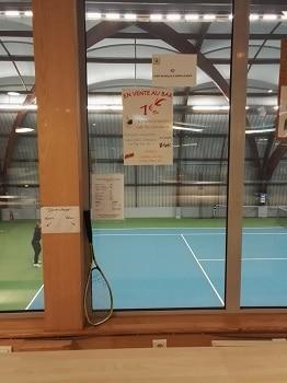 Bourg la Reine tennis
