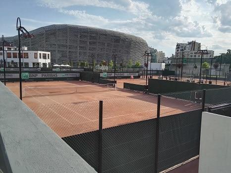 Jean Bouin tennis