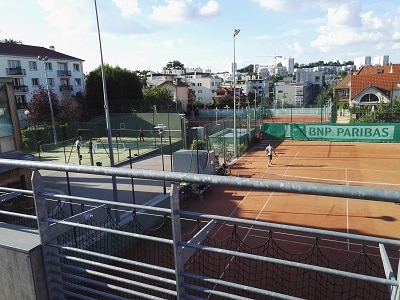 Tennis Sceaux