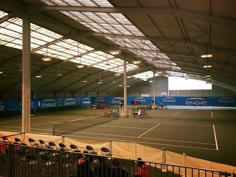 Tennis Macon