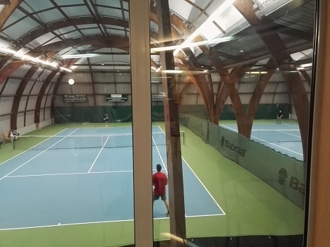 Tennis club Bourg la Reine