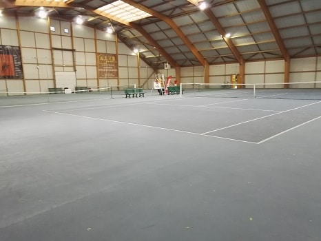 Tennis club Bussy Saint Georges