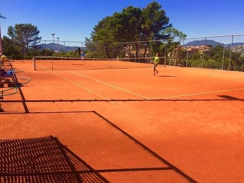 ASLM Tennis