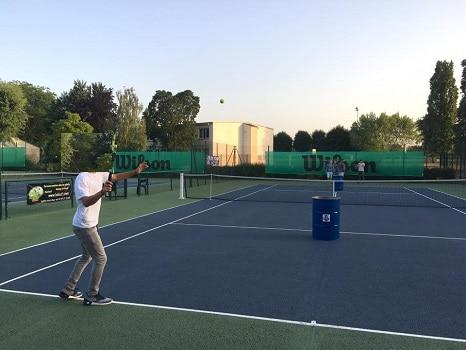 asptt Châteauroux tennis