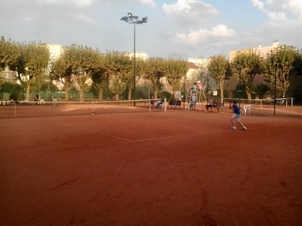 clamart tennis