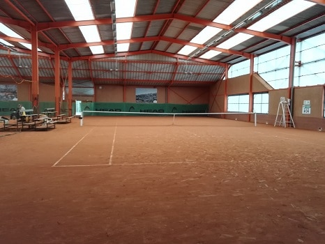 Tennis Cabourg
