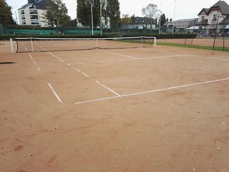 terrains Tennis Cabourg