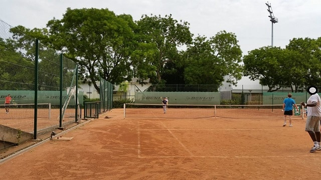 Club Aulnaysien Tennis
