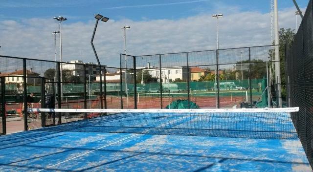 Tennis Club Antibes padel