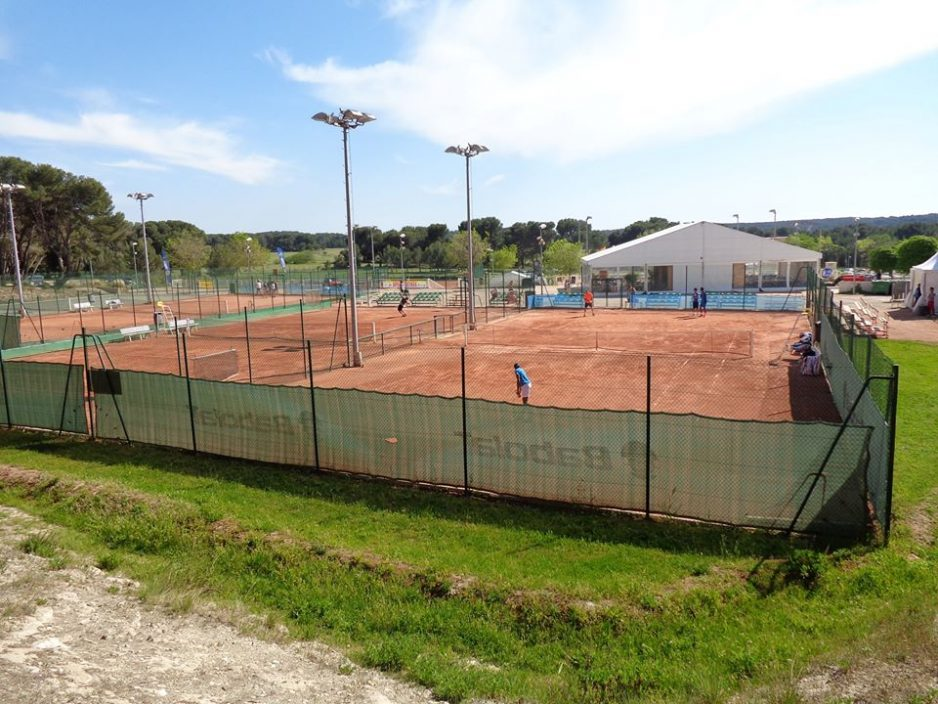 Istres Tennis club